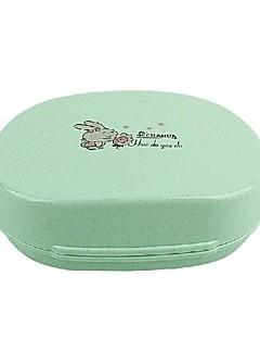 CHAHUA ™ Vandtæt sæbe låg Soap Box