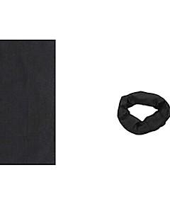 koraman 여름 순수한 까만 순환 태양 증거 매직 스카프 머리띠