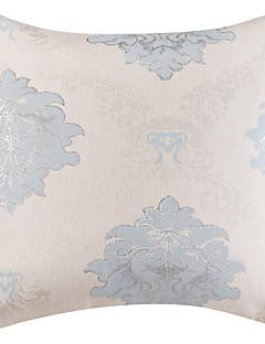 """18 """"x18"""" traditionella blå polyester jacquard örngott"""