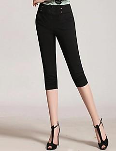 Naisten housut - Polyesteri - Skinny/Haaremi - Elastinen - Ohut