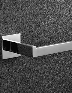 Держатель для туалетной бумаги Нержавеющая сталь Крепление на стену 16.05*7.5*5.5cm(6.32*2.95*2.17inch) Нержавеющая сталь Современный