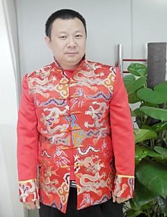 kinesisk traditionelle bryllup kostume