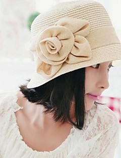 Women Straw Straw Hat , Cute/Casual Summer
