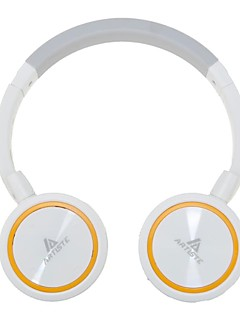 Arkon Hi-Fi abh102 אוזניות אוזניות Bluetooth אלחוטיות סטריאו מוסיקה עם אוזניות מיקרופון