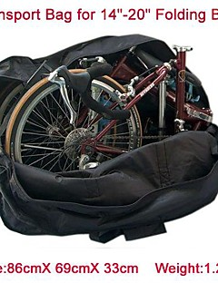 Bike Bag 50LBike Transportation & Storage / Wristlet Bag / Shoulder Bag / Travel Duffel / Compression PackWaterproof / Rain-Proof / Dust