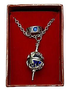 puella magi Madoka Magica Sayaka Miki cosplay příslušenství (kroužek&náhrdelník)