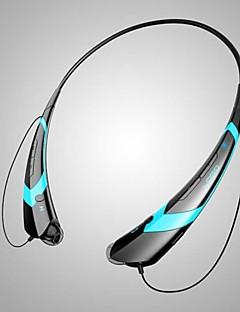 slutte nye ®hbs-760 hovedtelefoner bluetooth 4,0 nakkebøjle nyeste trådløse stereo til Samsung / iphone6 / iPhone 6 plus / lg