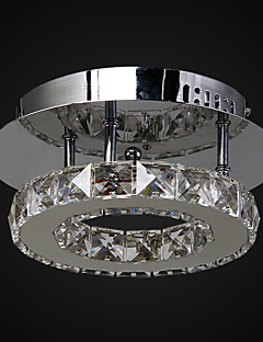 Ceiling Lamps , 1 Light , Simple Modern Crystal MS-86352