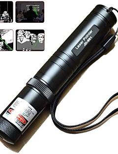 JD851 Green Beam Laser Pointers Pen  (5MW, 532nm, Black)