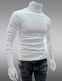 Man's Hedging Turtleneck Sweater
