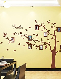 Wall Stickers Wall Decals, Family Tree Photo DIY Frame Home Decor PVC Wall Stickers