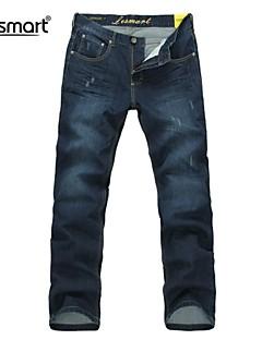 אנשיו של ג'ינס חלק פוליאסטר יום יומי / עבודה כחול
