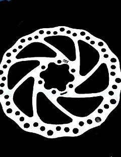 WEST BIKING® 1 piece Mountain Bike Stainless steel BB5 BB7 Elixir Disc Brake Rotor 160mm 1pcs Bke Brake Disc Rotors