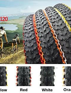 West biking® kolo pneumatiky barvy h-5120 26 * 1,95 30tpi měkké boční pneumatiky na horských kolech