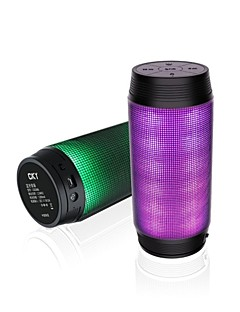 CKY® CK208t Colorful Magic Atmosphere Lighting Bluetooth Speaker