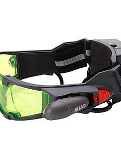 Nachtsichtbrillen mit Flip-out blauen LED-Leuchten
