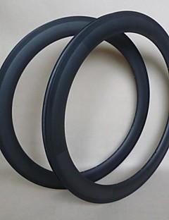 udelsa 23mm geniş 650c karbon tübüler jantlar 50mm derin t700 jantlar bisiklet yol kullanımı (1 çift)