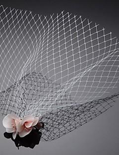 d'un mariage de palier / occasion spéciale blush voile