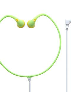 """אוזניות אוזניות ספורטיביות-108 י""""ד צוואר-band"""