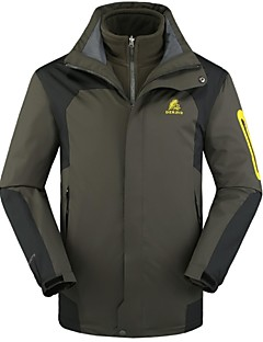 Men's Tops / Jacket Skiing / Camping & HikingWaterproof / Rain-Proof / Wearable / Thermal / Warm / Static-free / Breathable / Dust Proof
