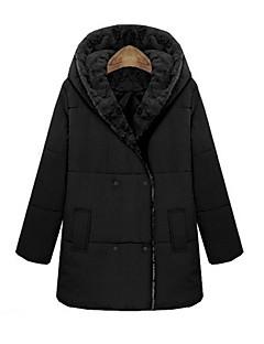 моды случайные теплое пальто baibian женщин