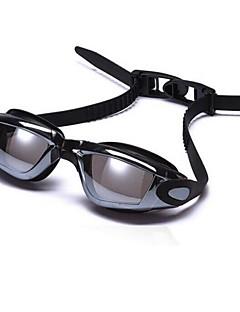 плавательные очки Жен. Противо-туманное покрытие / Износоустойчивый / Водонепроницаемый / Поляризованные линзы Силикагель Поликарбонат