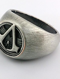 pc spel uppstigning legering cosplay ring