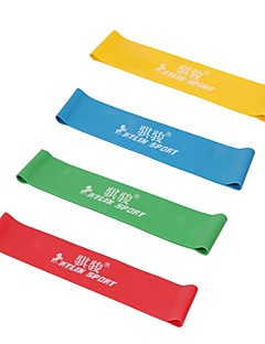 Exercise Bands/Resistance bands / Fitness Set Exercise & Fitness / Gym / Yoga Rubber-KYLINSPORT®