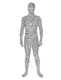 Leopard Lycra Unisex Full Body Zentai