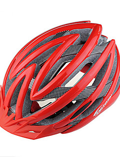 WEST BIKING® Unisex Cycling Helmet One-piece Breathable With Detachable Brim Adjustable 22 Vents Ultralight