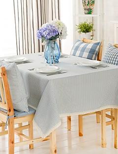"""bleu clair table de bande de tissu, polyester 51 """"x70"""", 55x94 """""""