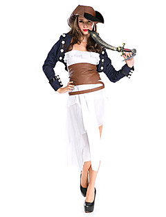 Sexy Cool Adult Women's Pirate Costume