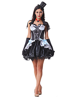 Gothic Vampire Adult Women's Halloween Costume