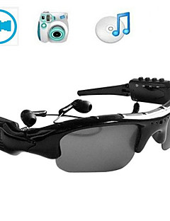 SM07 3 en 1 gafas de sol polarizadas cámara / video / mp3 1.3mp cámara mini cámara de vídeo digital grabadora de gafas