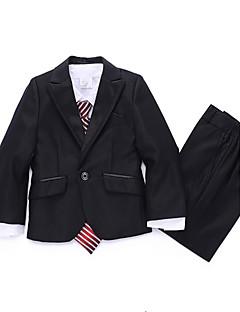Boy's Casual Fashion Suits & Blazers & Vests & Pants