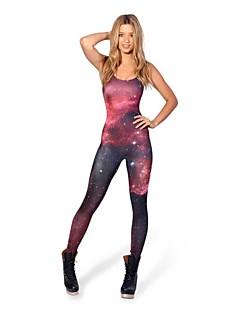 Yoga Kleidungs-Sets/Anzüge / KompressionsanzugAtmungsaktiv / Feuchtigkeitsdurchlässigkeit / Rasche Trocknung / Videokompression /