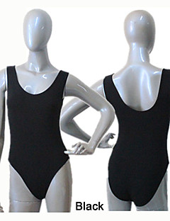 Cotton/Lycra Low Back Tank Leotard More Colors for Girls and Ladies