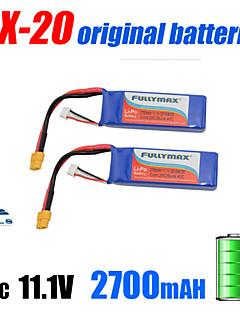 11.V 2700mAh Cheerson CX20 Original Battery,for rc drone battery