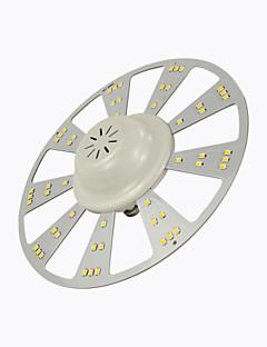 Plafonniers Décorative Blanc Chaud/Blanc Froid 8A Lighting 1 pièce 9 W 45 SMD 2835 900 LM AC 85-265 V