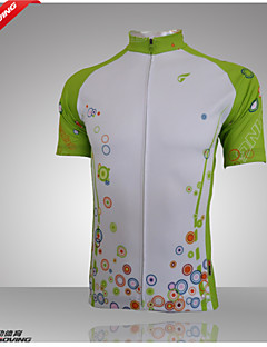 Getmoving® חולצת ג'רסי לרכיבה לנשים שרוול קצר אופניים נושם / כיס אחורי חולצת POLO / ג'רזי / מותאם אישית / צמרות Coolmax קלאסי / טלאיםאביב