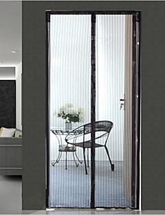 繊細な磁気メッシュネットスクリーンアンチ蚊バグフライホームゲート扉魔法のカーテン