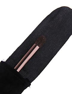 lashining alta qualità pelo di capra occhio ombretto pennello fumoso regalo uno di flannelette del nero