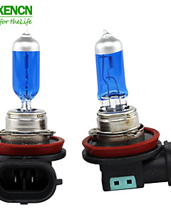 XENCN H11 12V 55W 5300K Blue Diamond Light Car Bulbs Replace Upgrade Excellent Quality Fog Halogen Lamp
