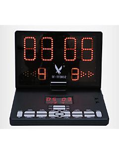 Tischtennis elektronischen Scoring Gerät tf-tt3002 geführt
