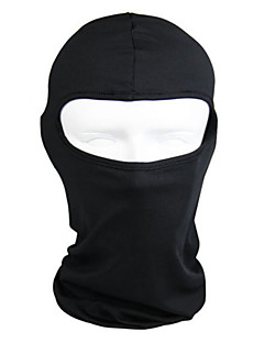 Balaclava Bike Waterproof Breathable Ultraviolet Resistant Dust Proof Unisex