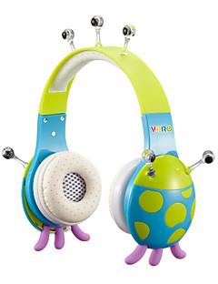 hijos profesionales vPro de802 auriculares de alta calidad que usan los niños la protección auditiva tipo auricular