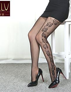 Damer Strømpebukse Tynn Netting/Nylon
