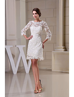 Knee-length, Wedding Dresses, Search LightInTheBox
