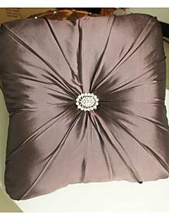 strass de luxe élégant coussin de chaise-de-chaussée de la décoration de coussin avec insert