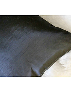 cleawance försäljning lägsta priset kuddfodral 100% polyester linne slub look kuddfodral
